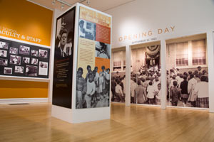 R.R. Moton Museum, site of a historic 1951 student strike that became a touchstone moment in the early days of the modern Civil Rights movement, became affiliated with Longwood in 2015.